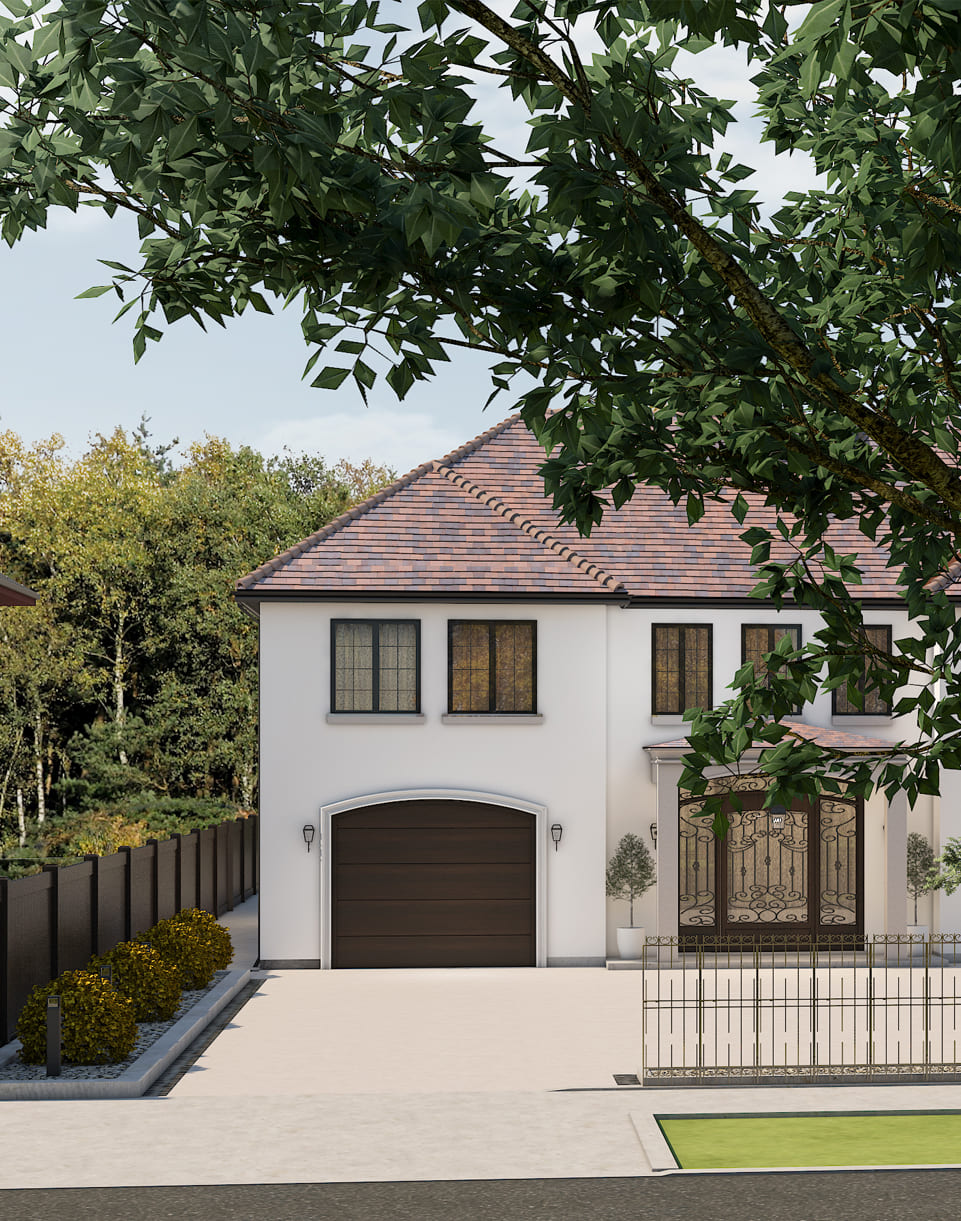 Visualise your project with 3D architectural rendering