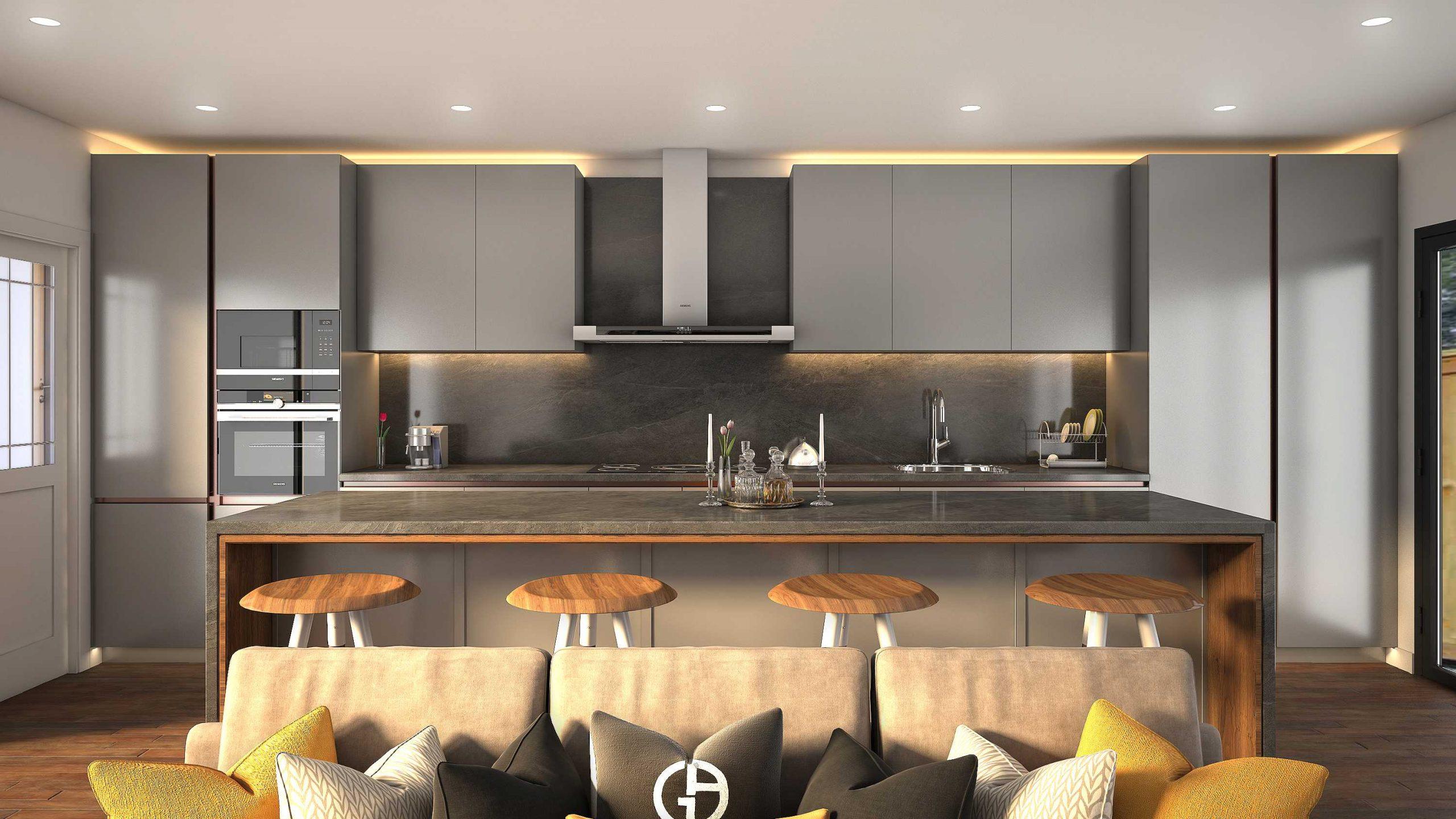 cambridge kitchen