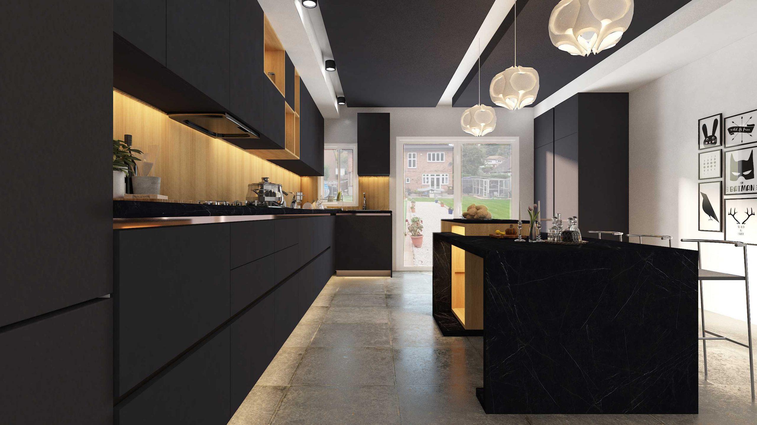 clifford kitchen