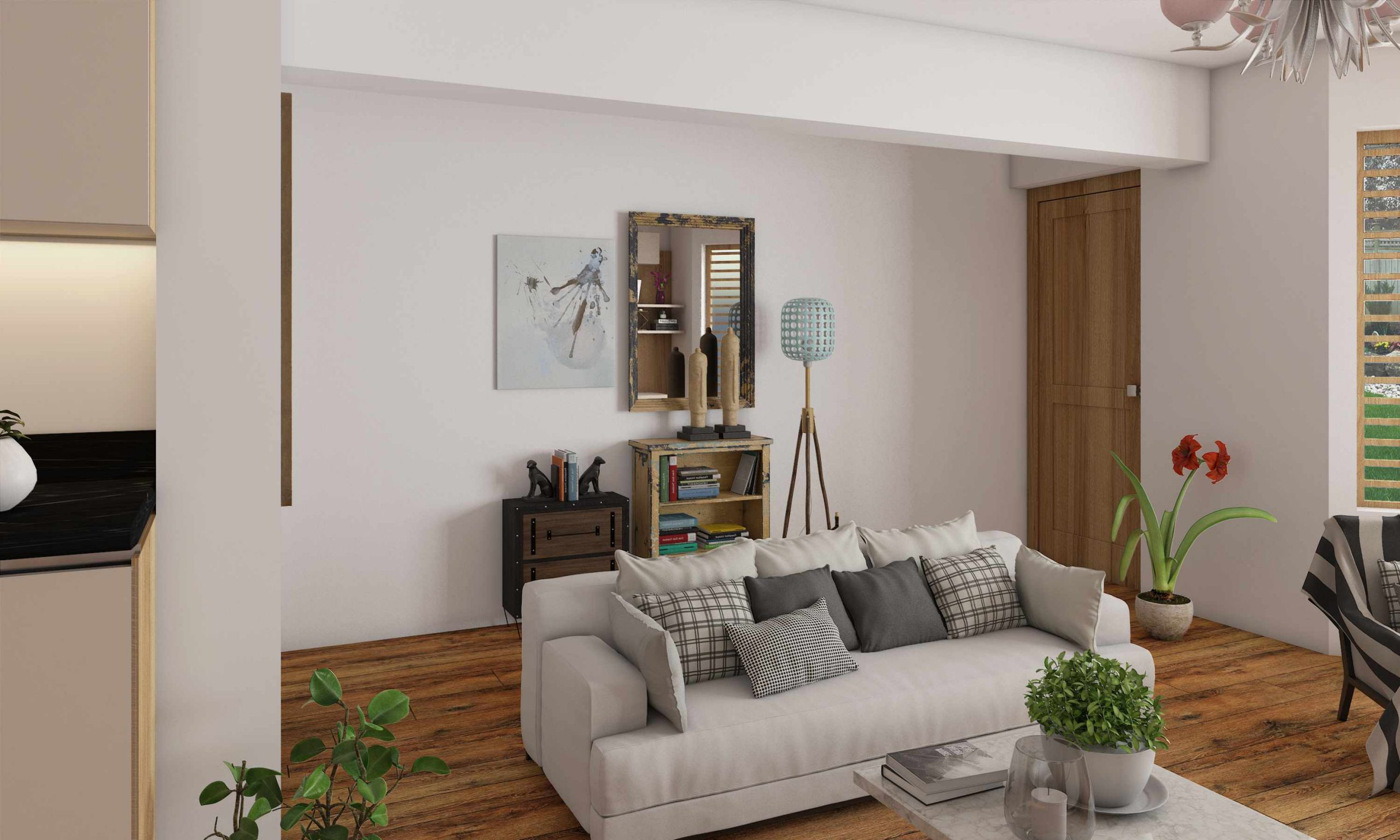 eastcote living room