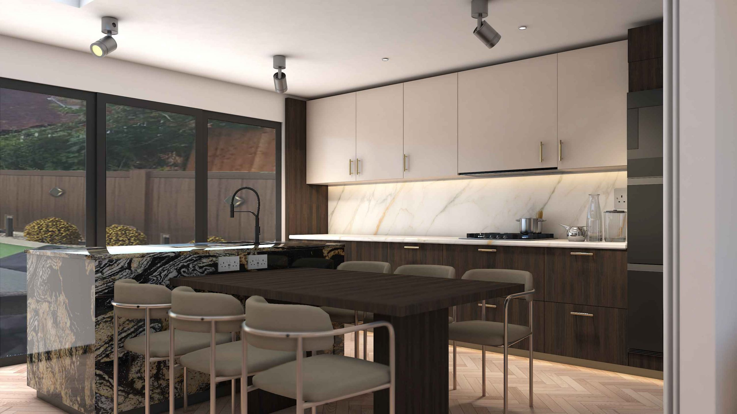 hydeway kitchen