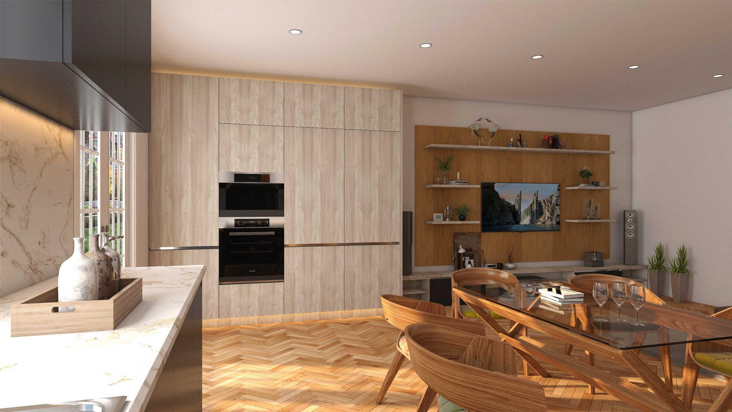 lynton road kitchen
